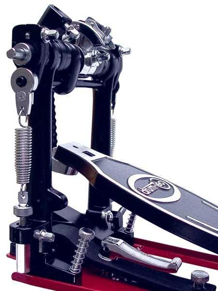 drum-tec DP-2021TW Doppelfußmaschine