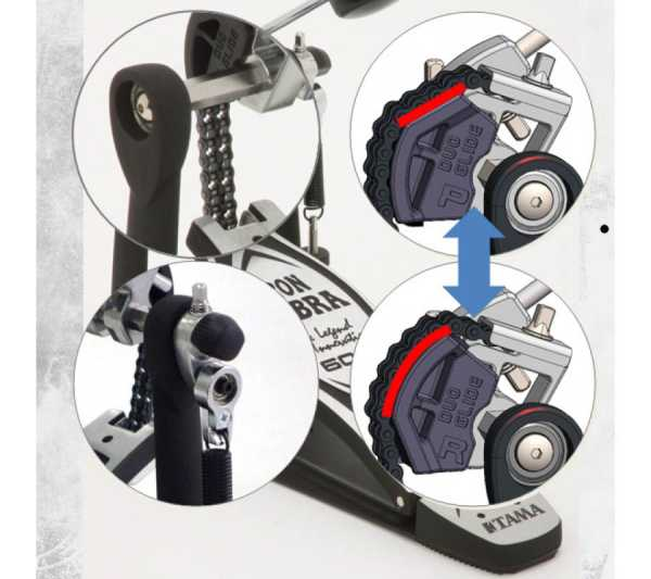 Tama HP600D Iron Cobra Duo Glide Fußmaschine