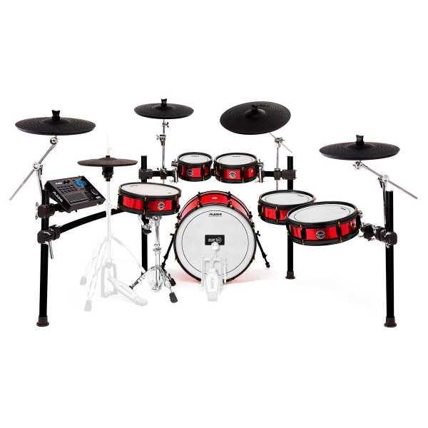 "Alesis Strike Pro Kit Special Edition mit 20"" Kick"