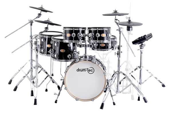 drum-tec Jam NG BIG Rock mit Roland TD-27 (black)